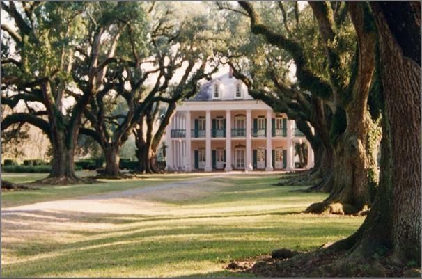 Bien-aimé Louisiane - Maison coloniale UW71